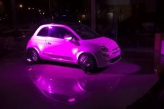 Lançamento do novo Fiat 500
