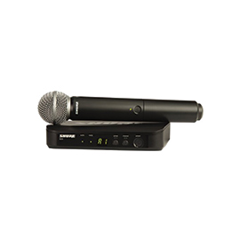 Shure SM58 – Wireless