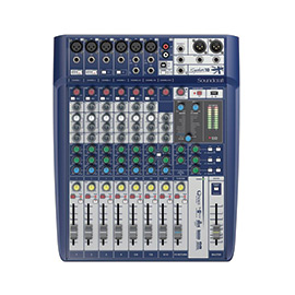 Soundcraft Signature x10