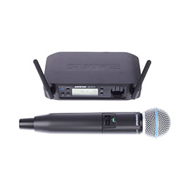 Shure SM58 Beta Wireless