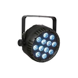 Par Hex-Led RGBWA + UV (12 X 10W) (45€ 4x Uni.)