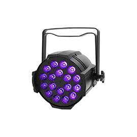 Hex LED 18 x 18W RGBWA + UV